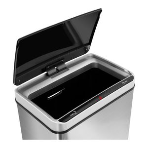 Fromm & Starck Sensor Duo-Abfalleimer - 60 L - eckig