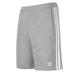 adidas Originals 3-Stripes Herren Shorts Grau, Größenauswahl:M