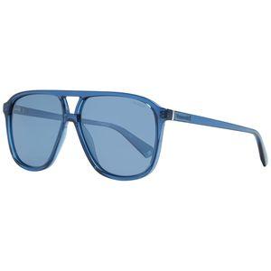 Polaroid sonnenbrille 6097/SPJP/XN uni pilot blau/blau