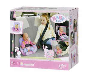 Zapf BABY born Active Autositz