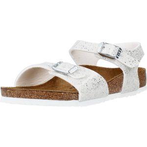 Birkenstock Mädchen Sandalen in der Farbe Weiß - Größe 31