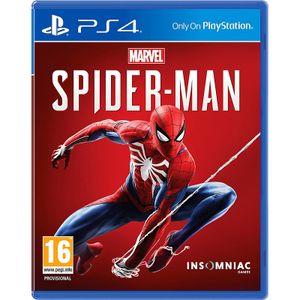 PS4 Spiel Marvel´s Spider-Man Action Spiel für PS4