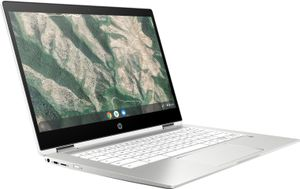 HP Chromebook x360 14b-ca0410ng 35,6 cm (14 Zoll) 1920 x 1080 Pixel Touchscreen Intel® Celeron® 4 GB LPDDR4-SDRAM 64 GB
