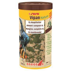 sera Vipan Nature 1000 ml / 210 g XL-Hauptfutter