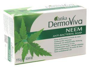 Dabur Vatikan Dermoviva Neem Seife Anti Bakteriell    115 G