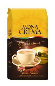 Röstfein | Mona Crema Bellissimo | ganze Bohne | 1000g