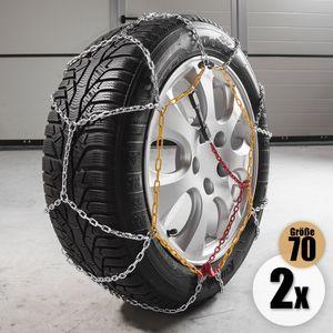 Diamond Car Schneeketten 'Alpin', Gr. 70, 2er Set