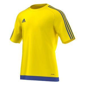 adidas ESTRO 15 JUNIOR Kinder Trikot T-Shirt Gelb, Größe:128