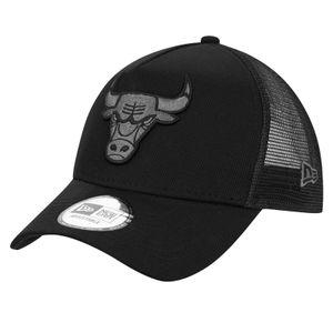 New Era 9FORTY Chicago Bulls A-Frame Trucker Cap