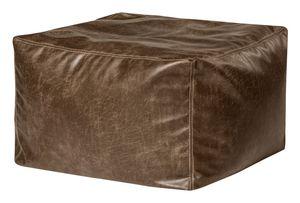 Magma Heimtex Sitting Point Sitzsack Loft FRANKIE, 80x80x45 cm 150 l braun; 32120 070
