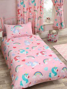 Kinderbettwäsche Einhorn I believe in Unicorns