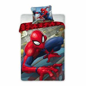 Spiderman Kinder Bettwäsche Marvel - Set 135 | 140 x 200 cm