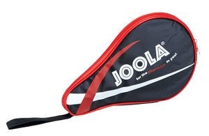 JOOLA Tischtennis-Hülle Pocket schwarz-rot