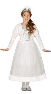 Fiestas Guirca dress up princess Mädchen weiß Größe 125-135