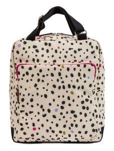 Pink Lining Wonder Bag Dalmatian Fever