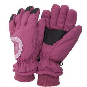 Floso Damen Winter/Skihandschuhe Thinsulate (3M 40g) GL421 (Einheitsgröße) (Pink)