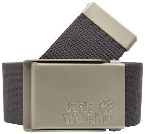Jack Wolfskin Webbing Wide Gürtel dark steel