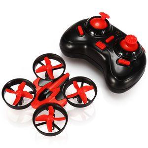 Eachine E010 Mini 2.4G 4CH 6 Achsen Headless Modus RC Quadcopter RTF Drohne Geschenk Fliege Mehr Combo