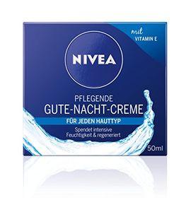 Nivea Visage regenerierende Nachtcreme 50ml, 2er Pack (2 x 50 ml)