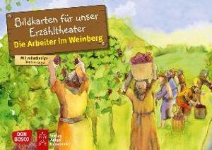 Die Arbeiter im Weinberg. Kamishibai Bildkartenset