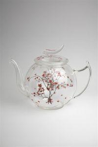 Teekanne Glas Cherry Blossom 1,2l