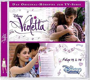 Disney - Violetta Folge 13 & 14