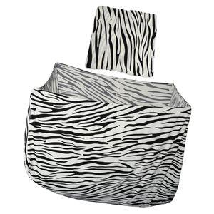 Weich Sofabezug Sofahusse Sofaabdeckung Sesselbezug Sesselhusse Sofaüberwurf Gestreift 2 Sitzer Schwarz + Weiß