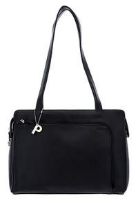 PICARD Full Shoulder Bag Black