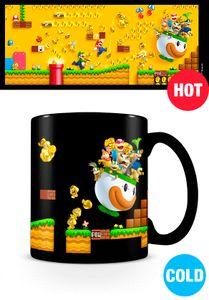 Super Mario Tasse (Thermoeffekt)