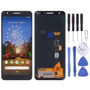 Für Google Pixel 3a Display Full OLED LCD Einheit Touch Ersatzteil Reparatur Schwarz Neu