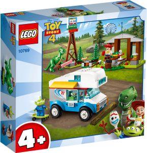 LEGO® 4+ Ferien mit dem Wohnmobil, 10769