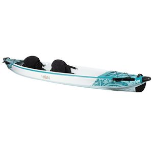 MOAI K2 430 CM Inflatable Kayak Aufblasbares Kajak 2 Person M-21KO2P
