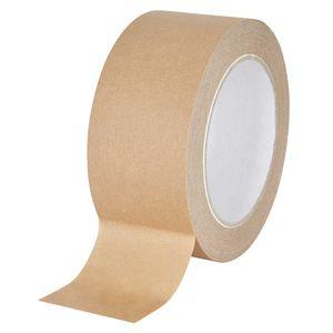 baytronic Papier-Packband, 50 m x 50 mm, braun, 120 µ
