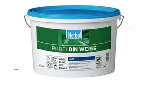 Herbol Profi DIN WEISS 12,5 Liter Wandfarben Weiß
