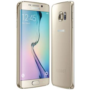 Samsung Galaxy S6 Edge 64 GB 5,1 Zoll (12,9 cm) Gold - NEU