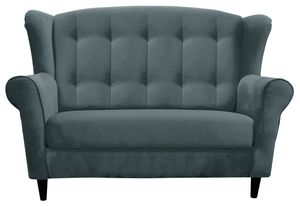 Polstersofa Vintage/Retro LORD X Wohnzimmersofa Relaxcouch Zuhause