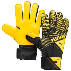 Puma FUTURE Grip 5.4 Torwarthandschuh Erwachsene gelb / schwarz 7