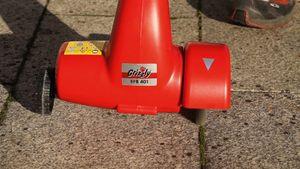Grizzly Tools Elektro Fugenbürste EFB 401-2, 400 Watt, inkl. 2 Arbeitsbürsten