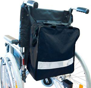 Rollstuhltasche Universal schwarz