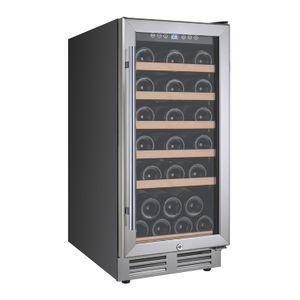 Weinkühlschrank 30 Flaschen, 1 Zone, 380  x 585 x 860 mm