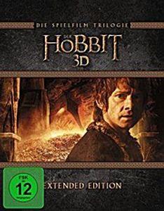 Die Hobbit Trilogie - Extended Edition 3D