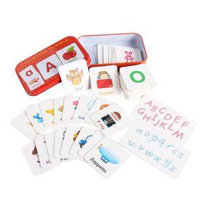 Alphabet Kognition Puzzle Lernform Matching Puzzle Baby Infant Kids