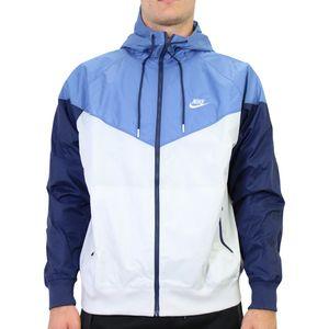 Nike Sportswear Windrunner Jacke Herren Hellgrau (AR2191 028) Größe: M