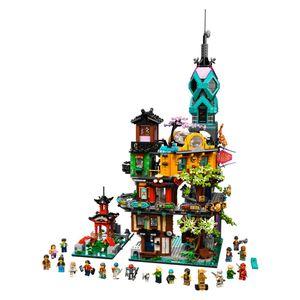 LEGO GmbH Die Gärten von Ninjago City 0 0 STK