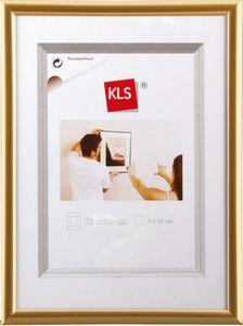 KLS Kunststoffrahmen Serie 40 gold 30x45 cm
