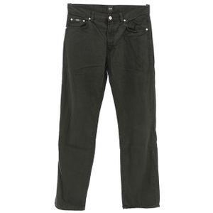 #5505 Hugo Boss, Arkansas 1,  Herren Jeans Hose, Denim ohne  Stretch, black, W 34 L 34