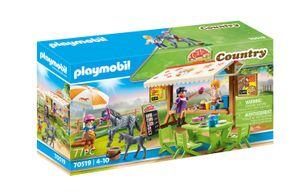 PLAYMOBIL Country 70519 Pony-Café