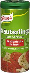 Knorr Kräterlinge Italienische Kräuter, Streuer, 4er Pack