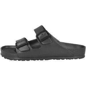 BIRKENSTOCK Arizona Damen Sandalen Schwarz Schuhe, Größe:38