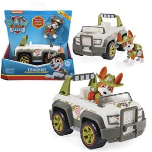 Auswahl Einsatzfahrzeuge | Basic Fahrzeuge mit Spielfiguren | Paw Patrol, Figur:Tracker